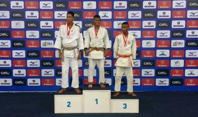 Jogos Gymnasiade: 14 judocas baianos estão classificados para seletiva nacional
