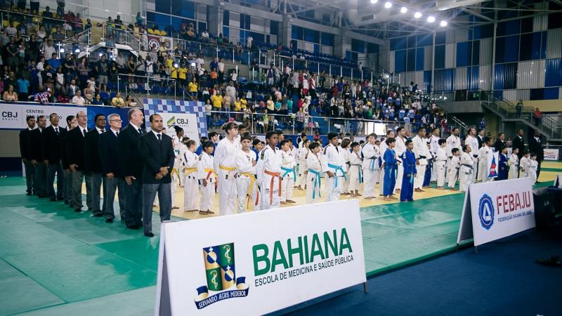 Circuito Baiano de Judô: 2ª Etapa movimenta Centro Pan-Americano