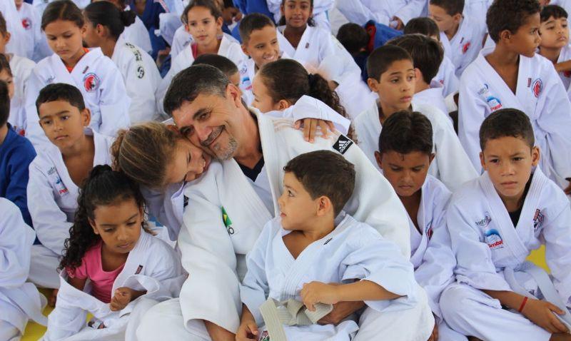 Ribeira do Pombal ganha Projeto de Iniciação Esportiva em Judô