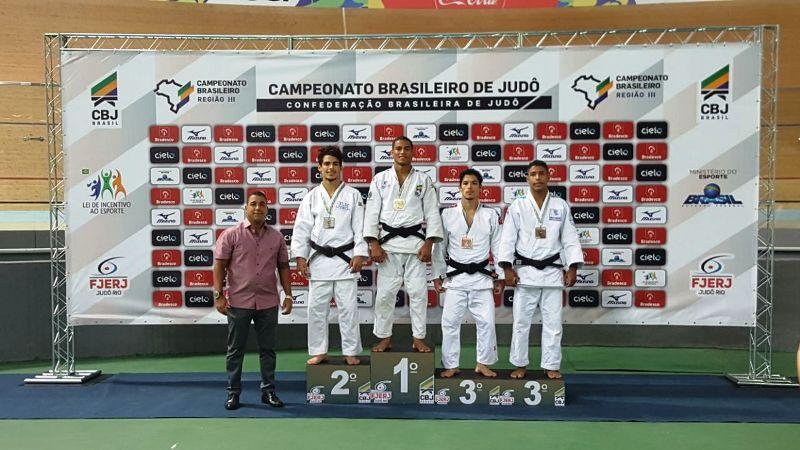 Com 53 medalhas, Bahia se destaca no Campeonato Brasileiro de Judô – Região III